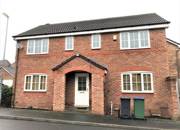 Thumbnail 4 bed detached house to rent in Edelweiss Close, Tamebridge, Walsall