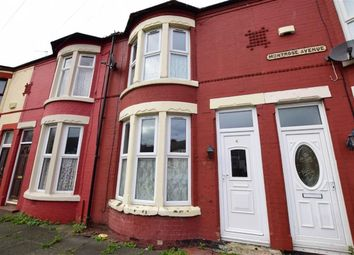 Thumbnail 2 bed terraced house to rent in Montrose Avenue, Wallasey, Merseyside