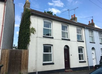 Thumbnail 3 bed semi-detached house to rent in Denton Street, Gravesend, Kent
