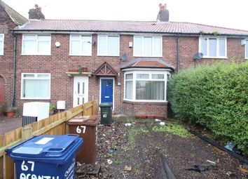Thumbnail 3 bedroom terraced house for sale in Acanthus Avenue, Fenham, Newcastle Upon Tyne