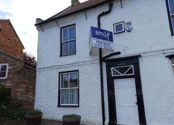 Thumbnail 3 bed detached house to rent in York Road, Green Hammerton, York