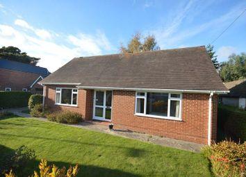 Thumbnail 2 bed detached bungalow for sale in Northover Road, Pennington, Lymington
