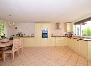 Thumbnail 3 bed detached bungalow for sale in Firs Lane, Hollingbourne, Maidstone, Kent