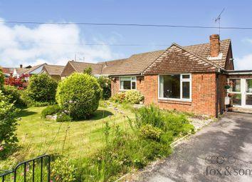 Thumbnail Detached bungalow for sale in Portelet Place, Hedge End, Southampton