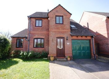 Thumbnail 4 bed detached house for sale in Diana Way, Corfe Mullen, Wimborne
