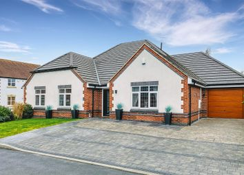 Thumbnail 4 bed detached bungalow for sale in Riverside View, Warsop, Mansfield