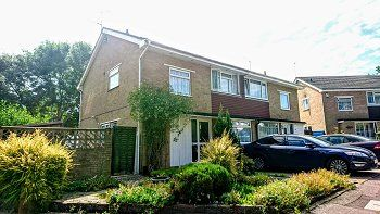 Thumbnail 4 bed semi-detached house to rent in Almond Close, Gossops Green, Crawley, West Sussex