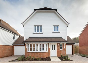 Thumbnail 3 bed detached house for sale in The Westscott, Ghyll Croft, Newick Hill, Newick, Lewes, East Sussex