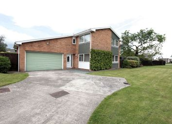Thumbnail 4 bed detached house for sale in Sea Road, Abergele
