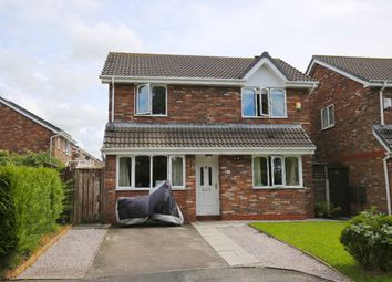 Thumbnail 4 bed detached house for sale in Johnson Close, Crag Bank, Carnforth