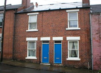 Thumbnail 2 bed terraced house to rent in Mount Pleasant Road, Rotherham