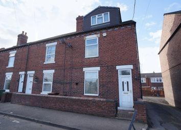Thumbnail 1 bed end terrace house for sale in Pearson Street, Normanton