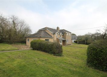 Thumbnail 4 bed detached house for sale in Angers Lane, Fiddleford, Sturminster Newton