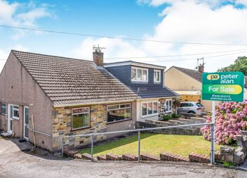 Thumbnail 3 bed semi-detached bungalow for sale in Drymau Park, Skewen, Neath