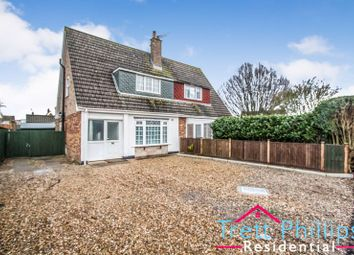 Thumbnail 2 bed semi-detached house to rent in Sir Williams Close, Aylsham, Norwich