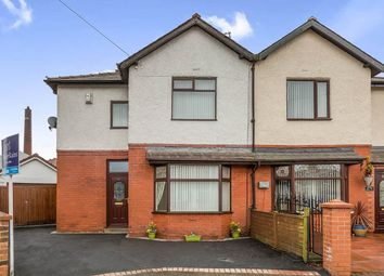 Thumbnail 3 bed semi-detached house for sale in Rose Avenue, Ashton-On-Ribble, Preston