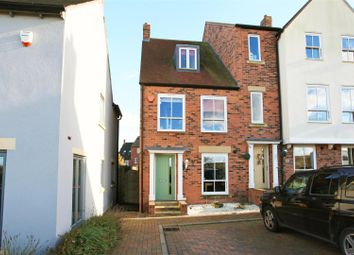 Thumbnail 3 bedroom property for sale in Long Row Drive, Lawley Village, Telford