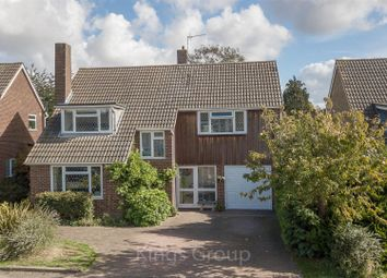 Thumbnail 4 bed detached house for sale in Mandeville Road, Hertford
