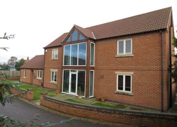 Thumbnail 4 bed detached house for sale in Laurels Close, Cromwell, Newark