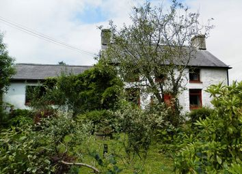 Thumbnail 2 bed detached house for sale in Plwmp, Llandysul