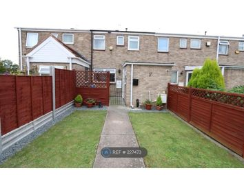 Thumbnail 3 bed terraced house to rent in Rutherglen Drive, Hull