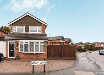 Thumbnail 3 bed link-detached house for sale in Oban Drive, Nuneaton