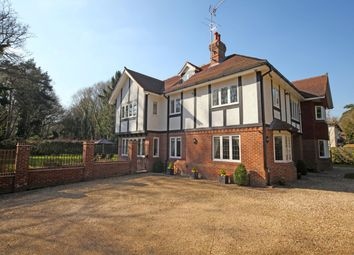 Thumbnail 5 bed detached house to rent in Fireball Hill, Ascot