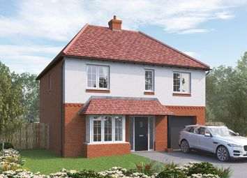 "Thumbnail 4 bed property for sale in ""The Rosebury"" at Russell Drive, Wollaton, Nottingham"