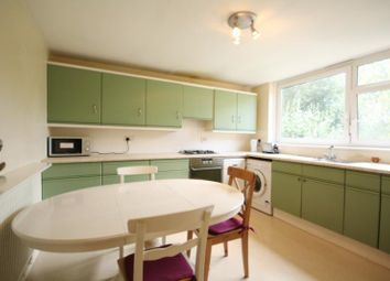 Thumbnail 3 bed flat to rent in Siward Road, Earlsfield, London