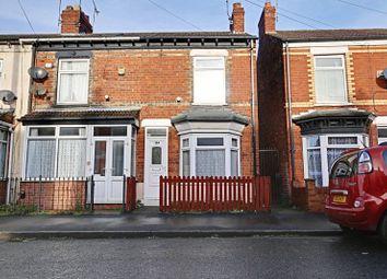 Thumbnail 2 bedroom terraced house for sale in Blenheim Street, Hull