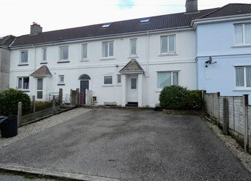 Thumbnail 4 bed terraced house to rent in Trevithick Road, Falmouth