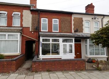 Thumbnail 2 bed property to rent in Westminster Road, Birmingham