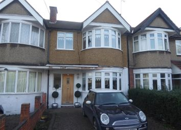 Thumbnail 3 bed terraced house for sale in Lynton Road, Harrow
