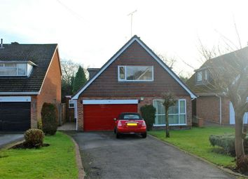 Thumbnail 4 bed detached house for sale in Linden Lea, Wolverhampton, West Midlands