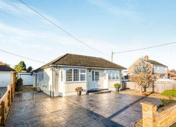 Thumbnail 2 bed detached bungalow for sale in Poplar Grove, Kennington, Oxford