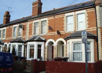 Thumbnail 5 bedroom terraced house to rent in Cholmeley Road, Reading