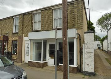 Thumbnail 2 bed flat for sale in Broad Street, Whittlesey, Peterborough