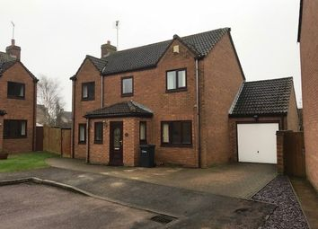 Thumbnail 4 bed detached house to rent in Ermine Rise, Great Casterton, Stamford