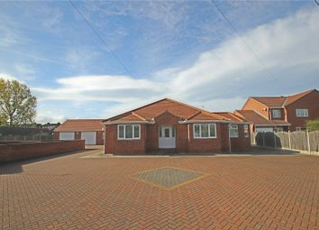 Thumbnail 3 bed bungalow for sale in Little Lane, South Elmsall, Pontefract, West Yorkshire