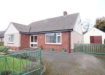 Thumbnail 3 bed detached bungalow for sale in Park Road, Wigton, Cumbria