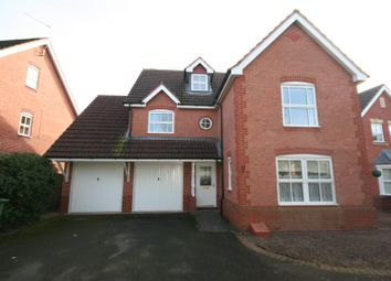 Thumbnail 5 bed property for sale in Tansy Close, Claines, Worcester