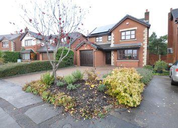 Thumbnail 4 bedroom detached house for sale in Greenacres, Freckleton, Preston, Lancashire