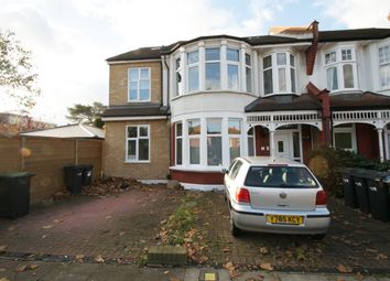 Thumbnail 1 bed flat to rent in Oakfield Road, Southgate