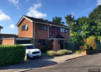 Thumbnail 3 bed detached house to rent in Saltings Way, Upper Beeding, Steyning