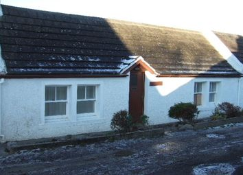 Thumbnail 2 bed cottage to rent in Burns Cottage, Tulloch Brae, Lossiemouth