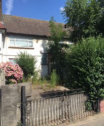 Thumbnail 3 bed terraced house for sale in North Circular Road, Neasden, London