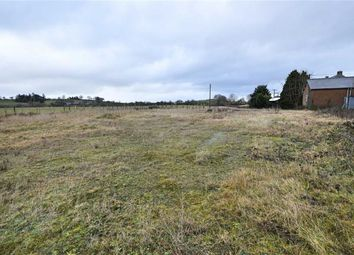 Thumbnail Property for sale in Development Land, Former Timber Yard, Adfa, Newtown, Powys