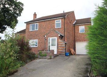Thumbnail 4 bed detached house to rent in Borrowby, Thirsk