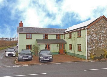 Thumbnail 5 bed detached house for sale in Penrheol Ddu, Maesybont, Llanelli