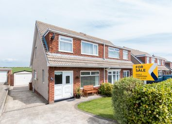 Thumbnail 3 bed semi-detached house for sale in Glenridding Drive, Barrow-In-Furness